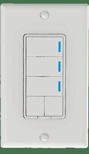 5-Button Front