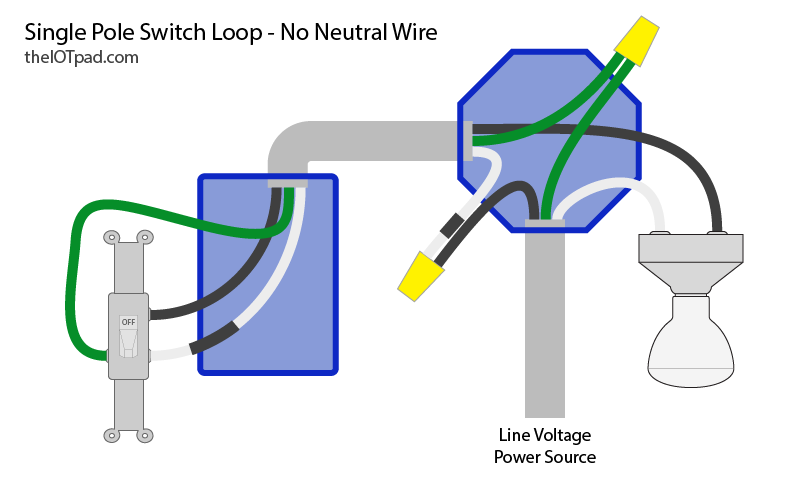 Non-neutral Switched Outlet - Ask The Community